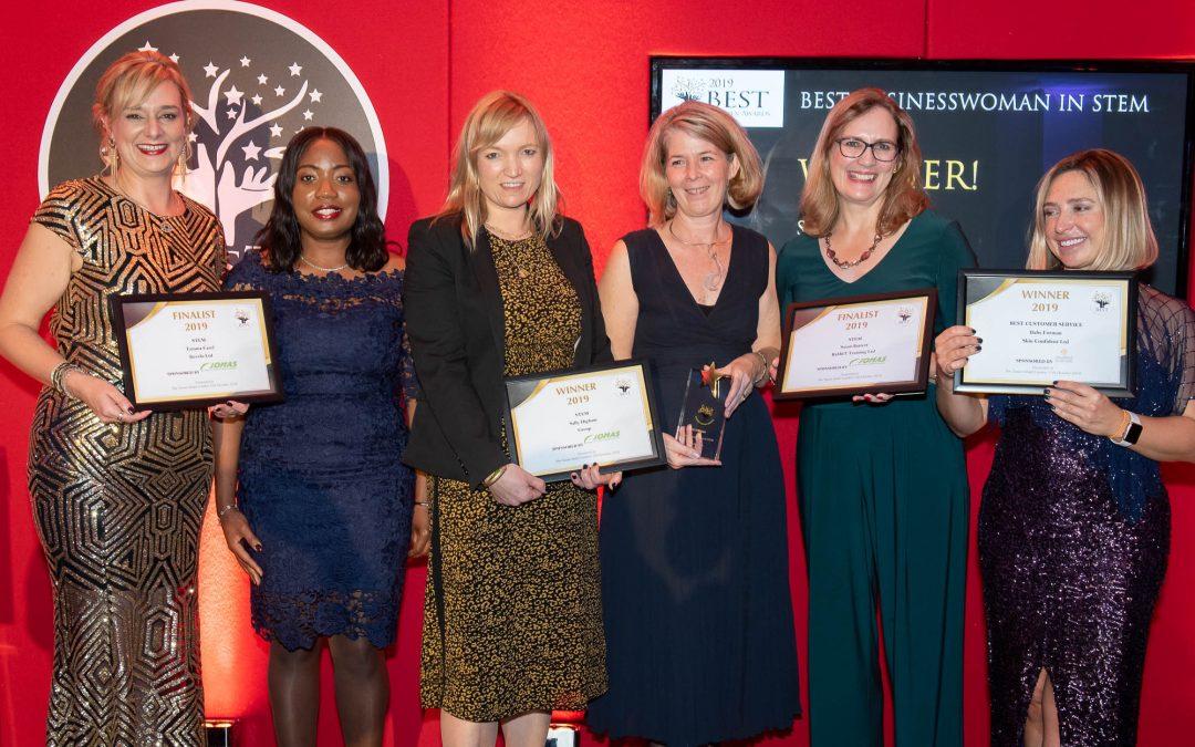 Best Business Woman in STEM Award – Finalist