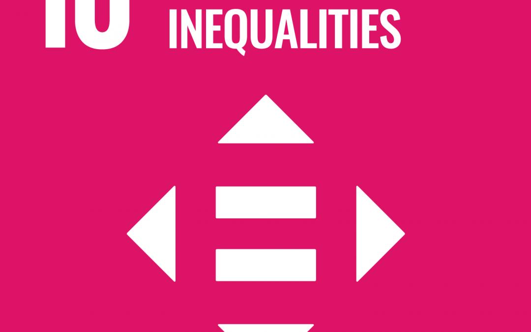 SDG10: Reduced Inequalities | Brave New World