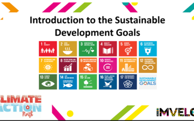 Introduction to the SDG's – An Online Workshop